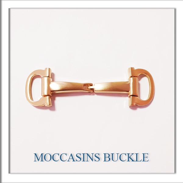 MOCCASINS BUCKLE